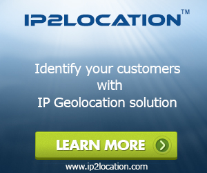 Leading IP Geolocation solution provider to pinpoint the location of an IP address