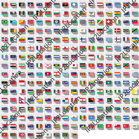 Free Country Flags | IP2Location